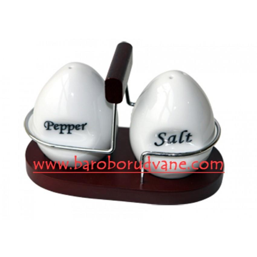 Сол и пипер + поставка