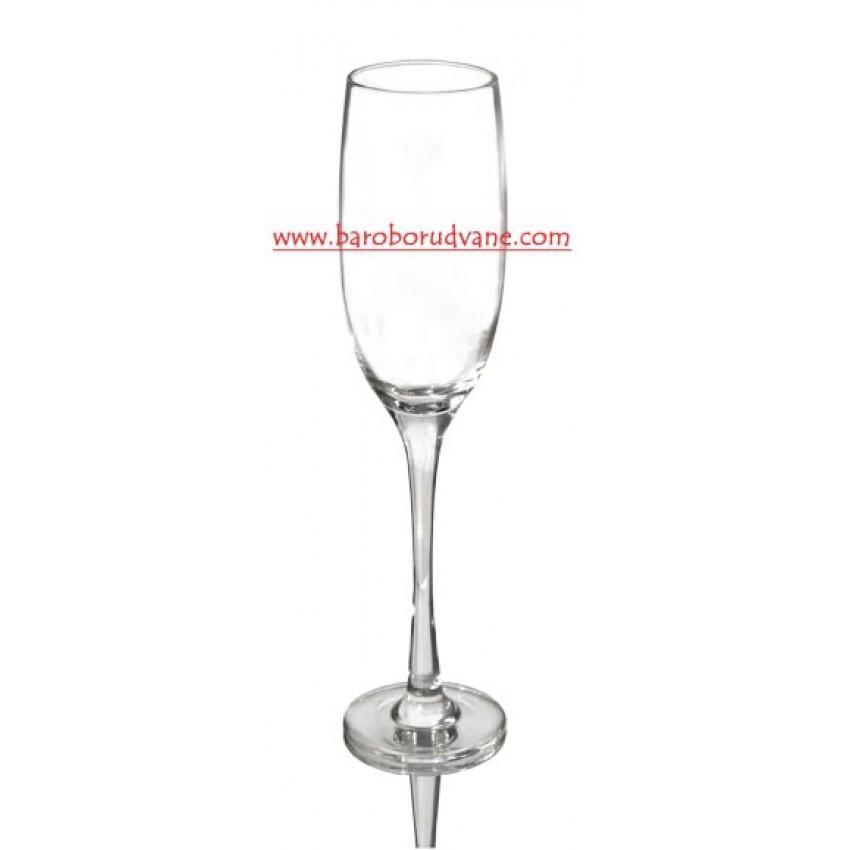 Чаша за бяло вино и шампанско - 6 броя