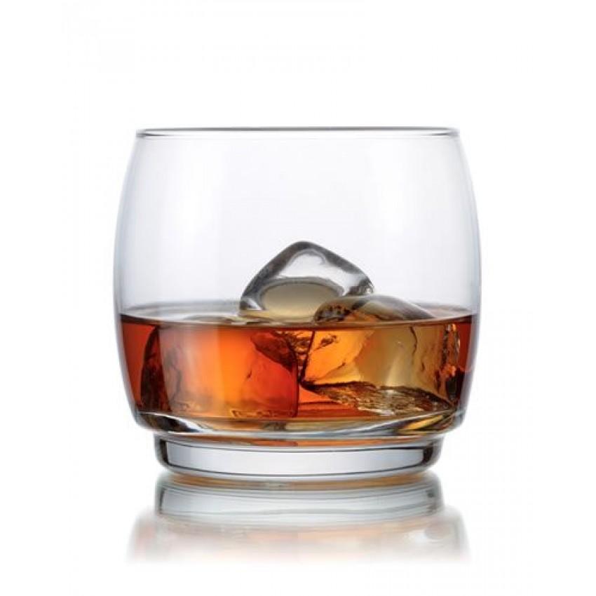 Чаша за алкохол 325ml LUN - 6 броя