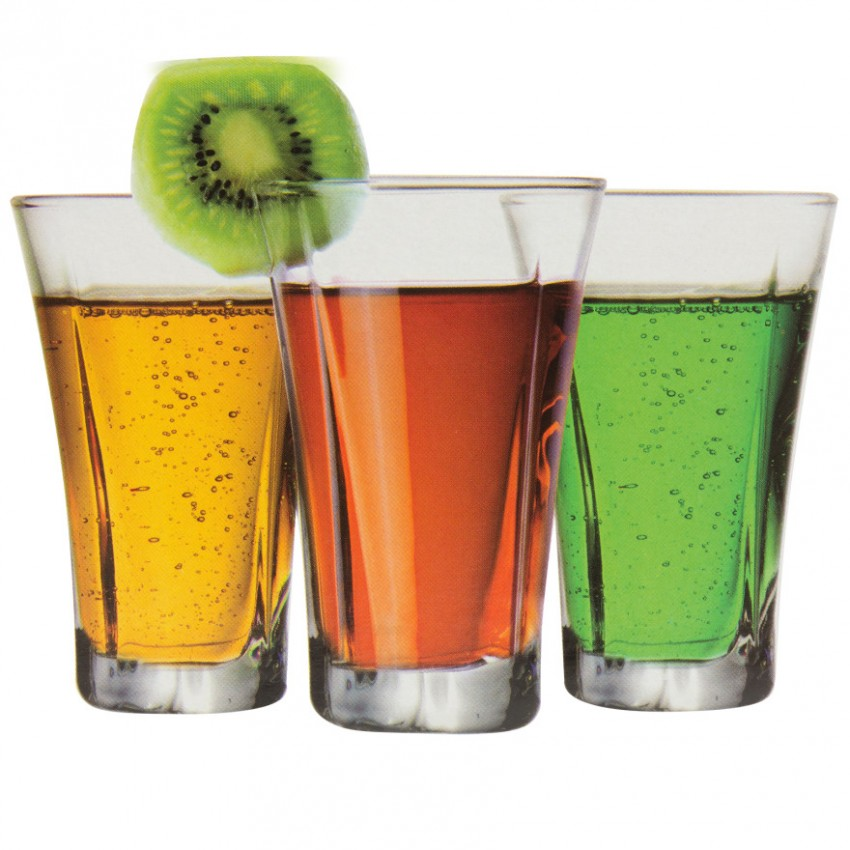 Чаша за шот 90ml Truva - 6 броя