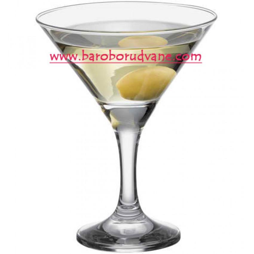 Чаша за мартини 190ml - 6 броя