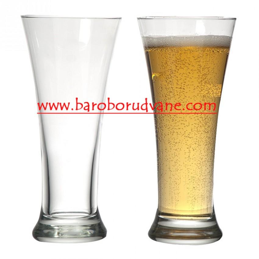 Чаша за бира 300ml Пилзен - 12 броя