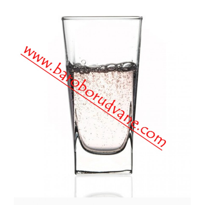 Чаша за безалкохолно 290ml Carre - 12 броя