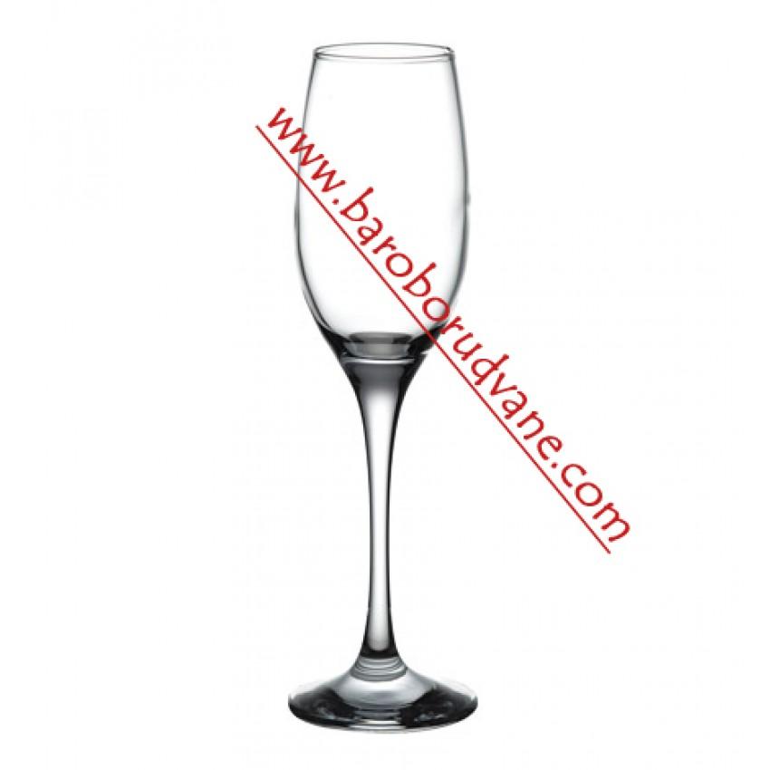 Чаша за бяло вино и шампанско 180ml Maldive - 12 броя